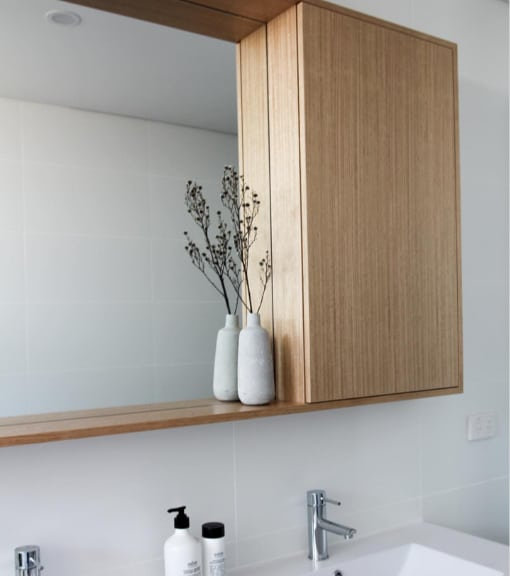 Custom Bathroom Cabinets | The Cabinet Factory Mandurah